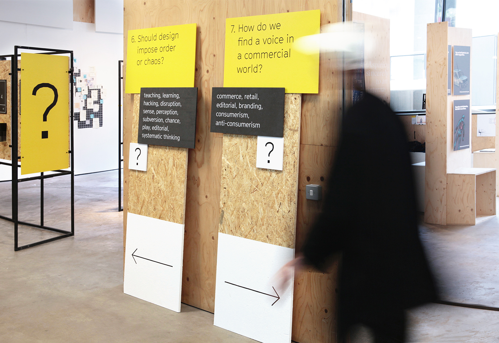 Central Saint Martins BA Graphic Design Degree Show – Blog