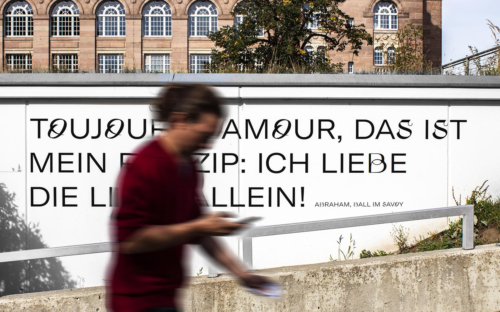 Staatstheater Nürnberg – Blog – Grilli Type – Independent