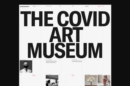 Covid Art Museum